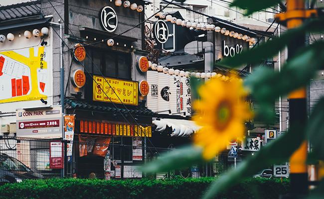 色とりどりの大塚が魅せる「ironowa snap」公開中