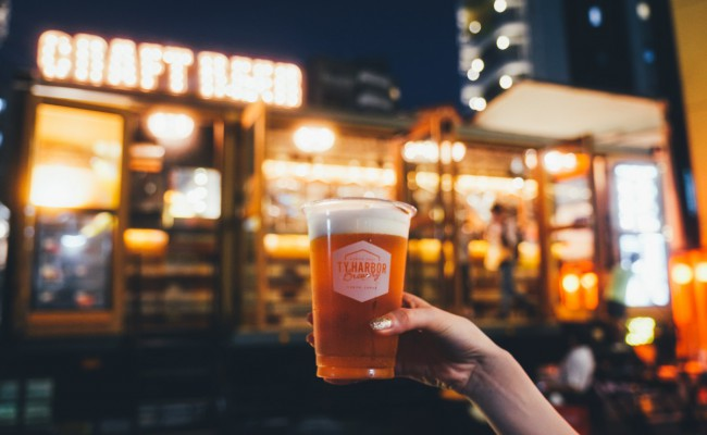 小さなビアフェス「beer ba(ビアバ)」を開催