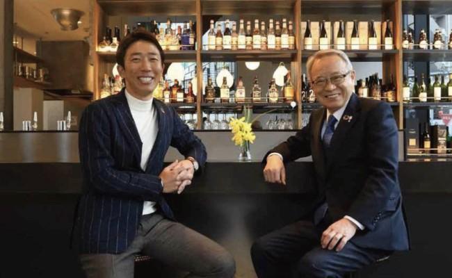 広報としま(2月号)特集版に高野豊島区長と代表武藤の対談記事が掲載されました