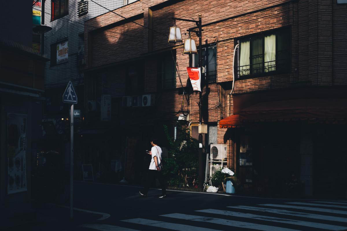 大塚駅北口商店街