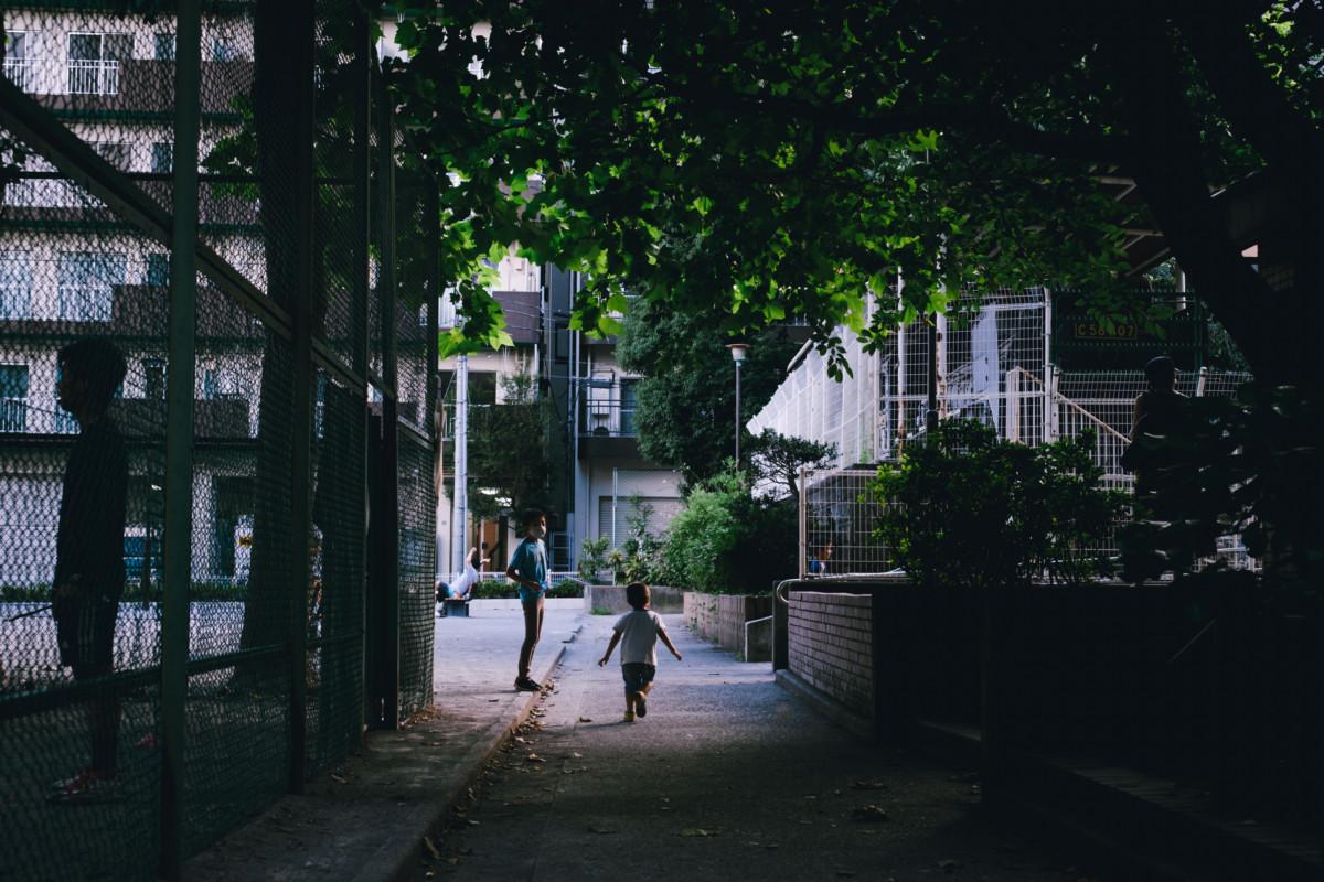 公園と子ども
