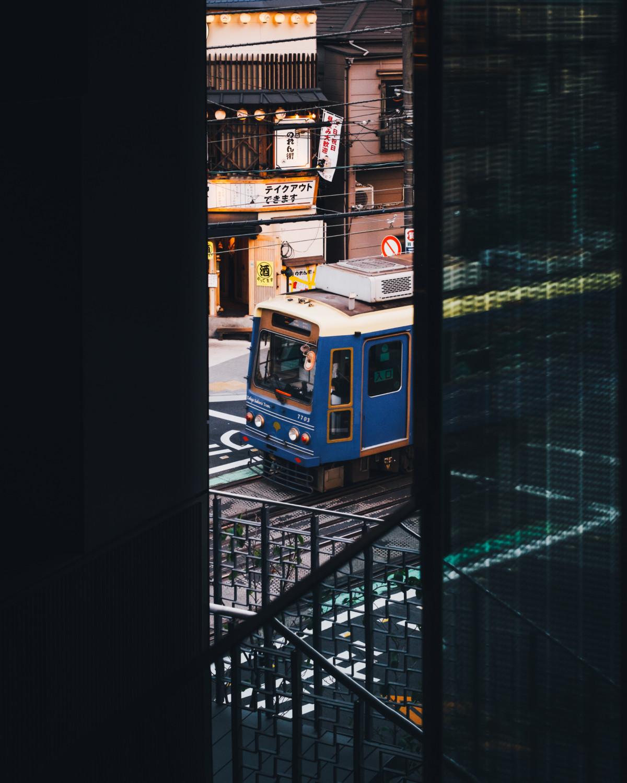 大塚駅北口交差点付近